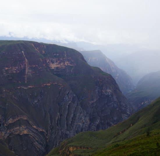 chachapoyas pérou nord montagne