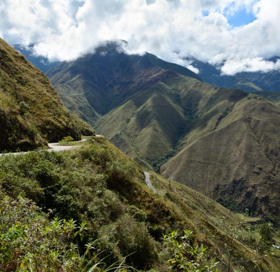 chachapoyas pérou nord montagne cajamarca