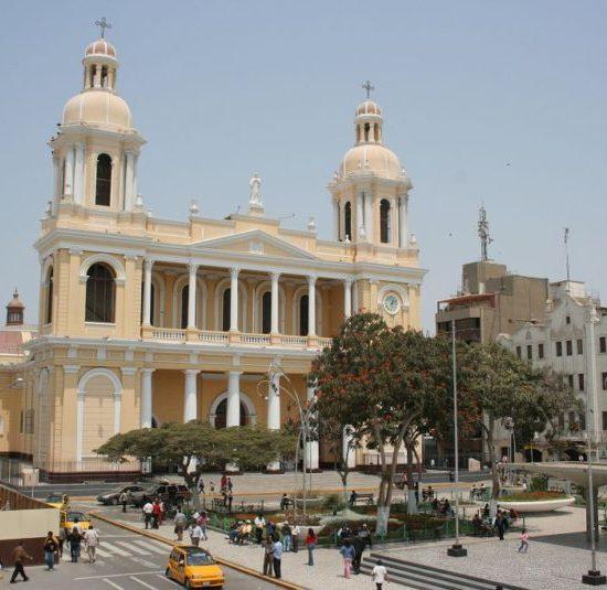 pérou chiclayo cathédrale