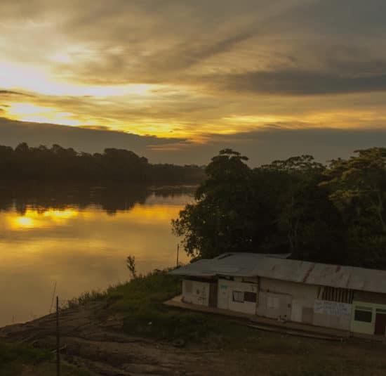 pérou puerto maldonado fleuve amazone