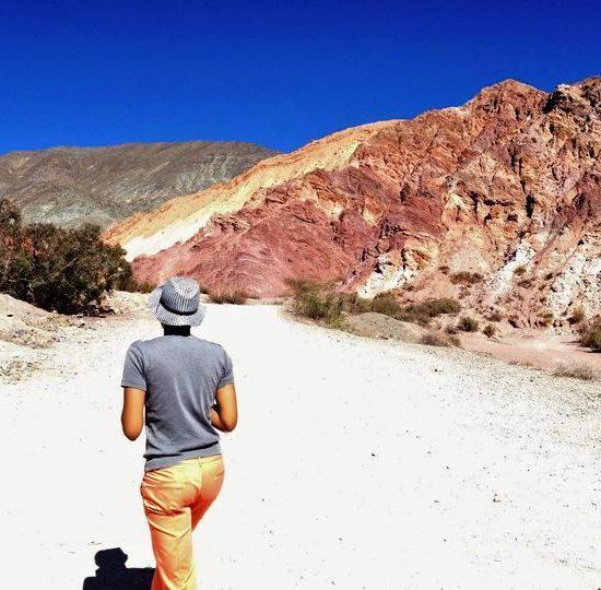 argentine quebrada humahuaca nord ouest argentin natrure montagne curiosité naturelle mùontagne aux sept couleurs cerro siete colores unesco désert