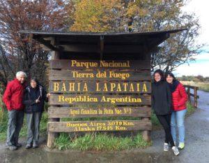 Patagonie Ushuaia Glacier Argentine Voyage Tierra Latina Bout du Monde