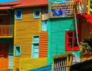 Voyage Tierra Latina Ville Buenos Aires La Boca Visite Guidée