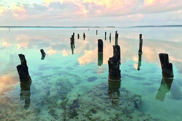 Mexique voyage lagune Bacalar