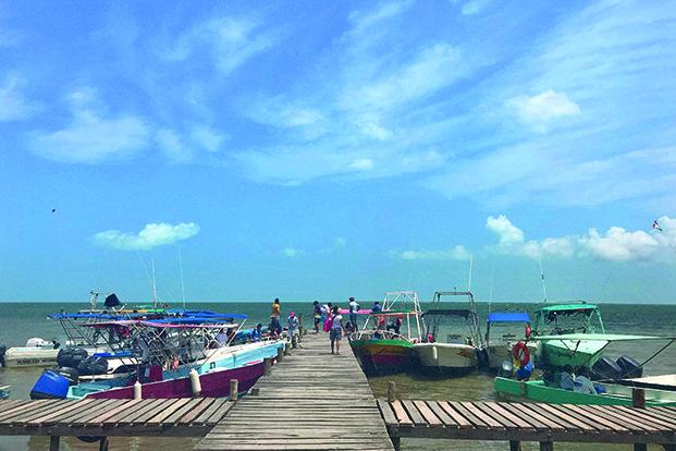 Mexique île d'Holbox
