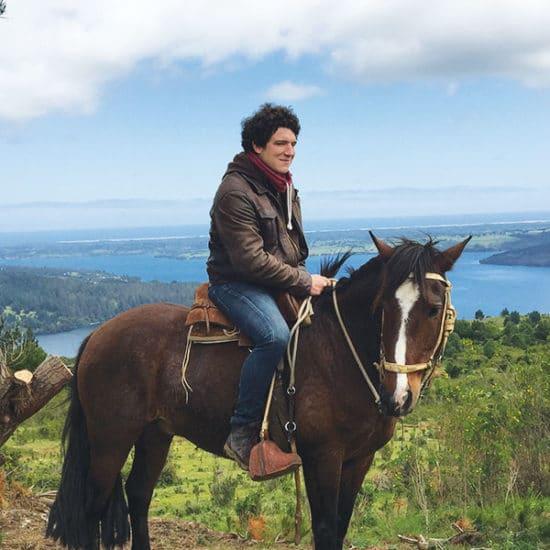 Chili randonnée cheval Arthur Tierra Latina