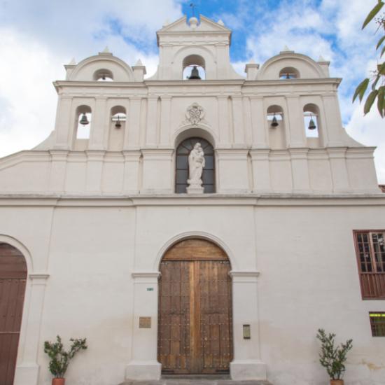 colombie bogota église