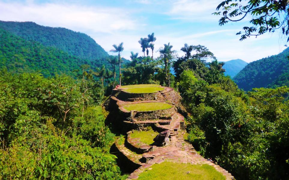 Voyage Tierra Latina Colombie Cité Perdue