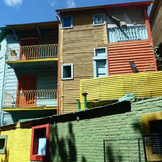 Tierra Latina Buenos Aires accessible La Boca