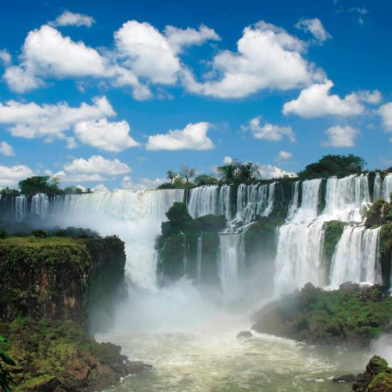 Tierra Latina Voyage Argentine Chutes d'Iguazu