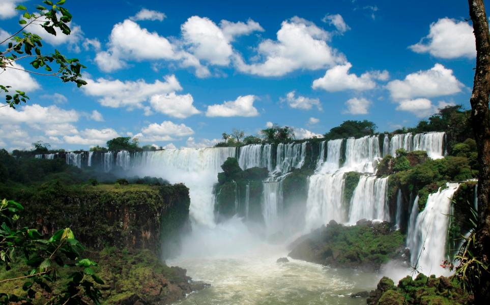 Tierra Latina Voyage Argentine Chutes Iguazu