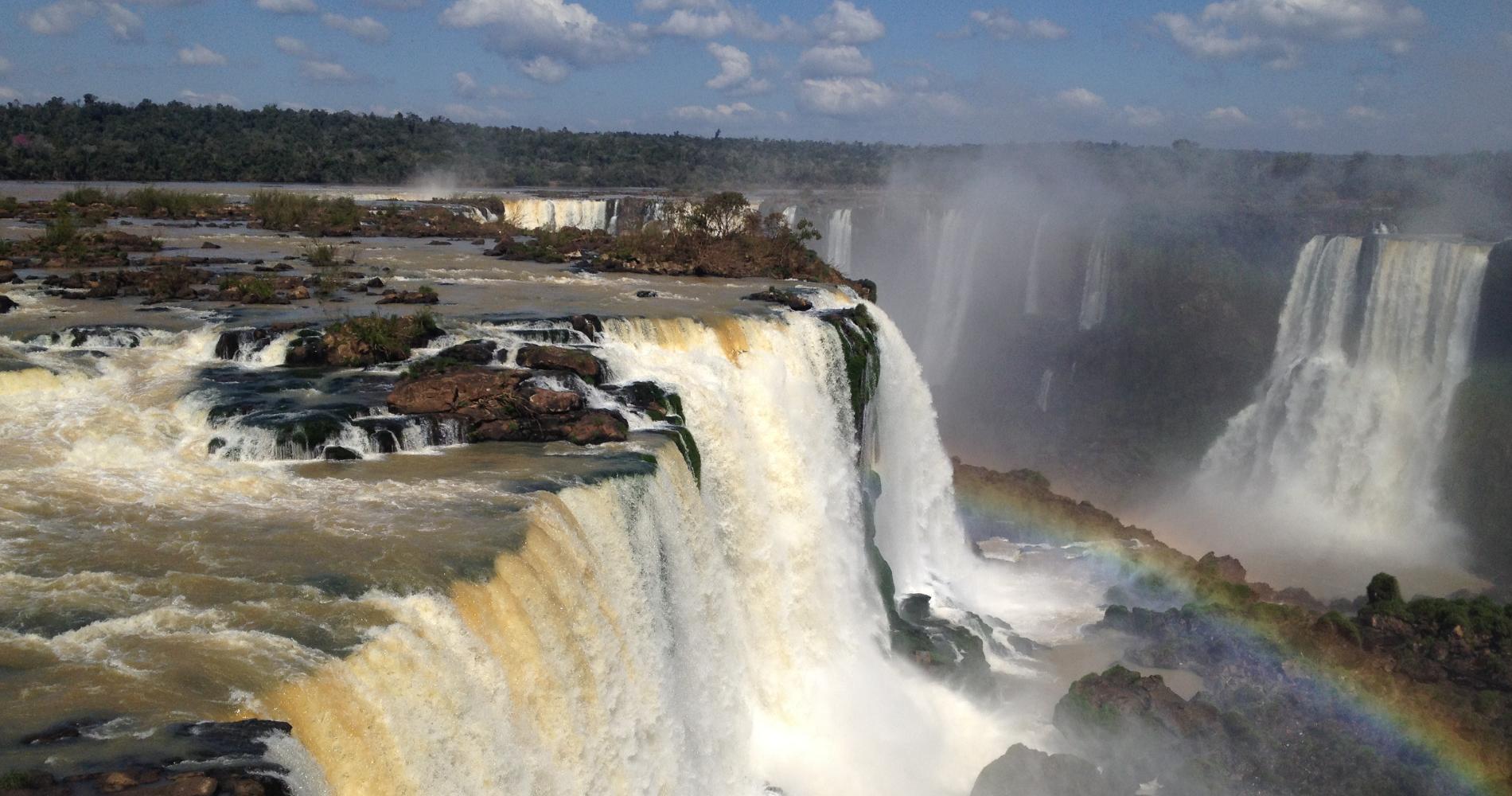 Tierra Latina Voyage Argentine Iguazu Top