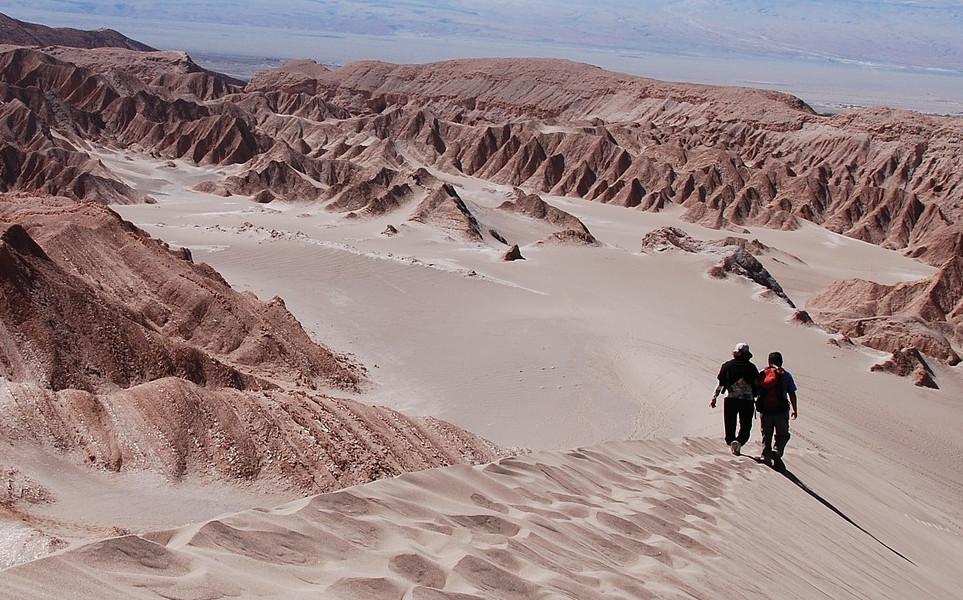 Tierra Latina Voyage Trek Valle de la mort