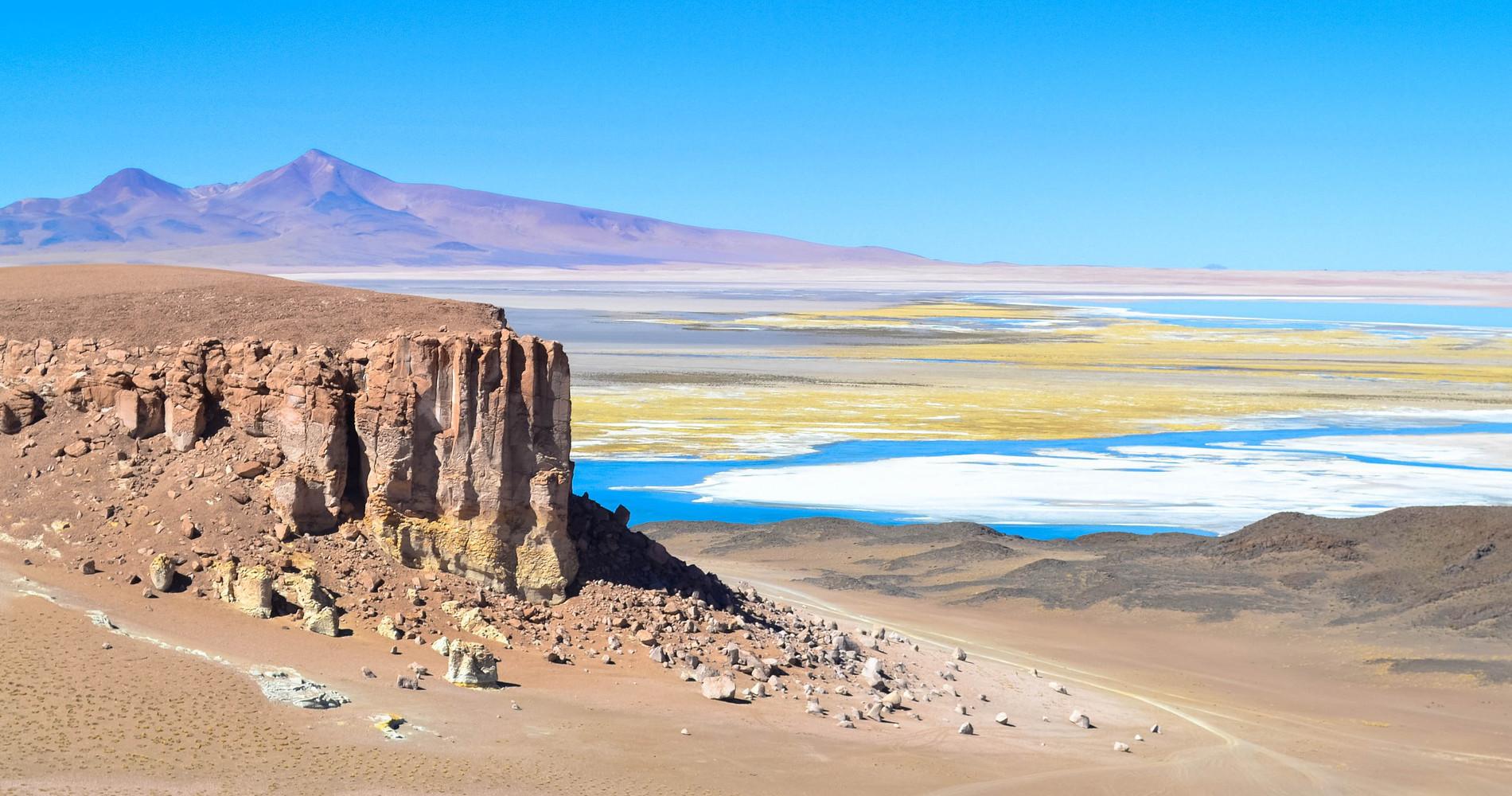 Tierra Latina Voyage Trek Torres del Paine