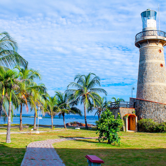 Voyage Tierra Latina Colombie Cartagena phare