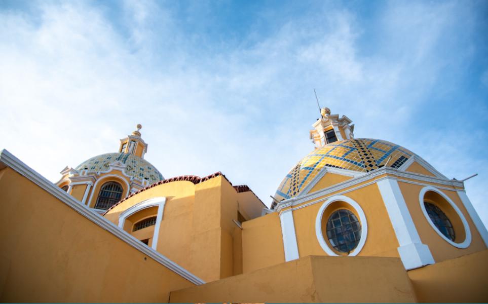 Voyage Tierra Latina Mexique Cholula