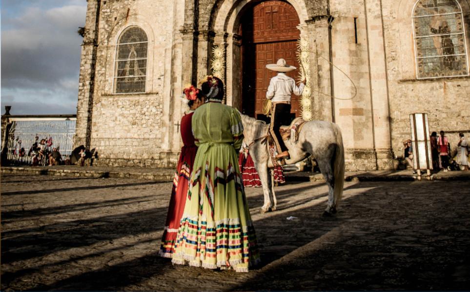 Voyage Tierra Latina Mexique Puebla