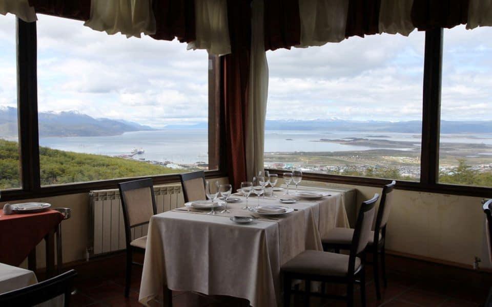 Restaurant Ushuaia Chez Manu