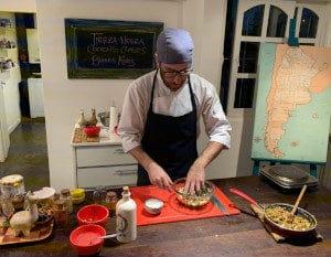 Tierra Latina Buenos Aires voyage Argentine Cours de cuisine