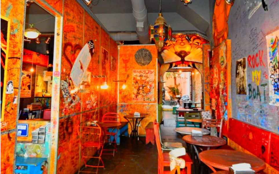 Voyage Tierre Latina Buenos Aires Restaurant Burger Joint
