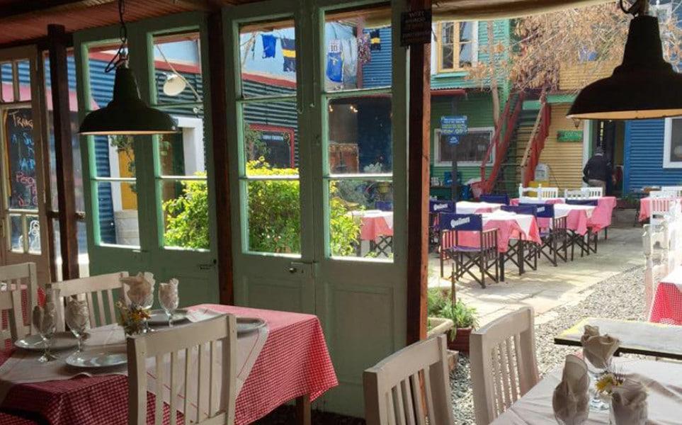 Voyage Tierre Latina Buenos Aires Restaurant Gran Paraiso