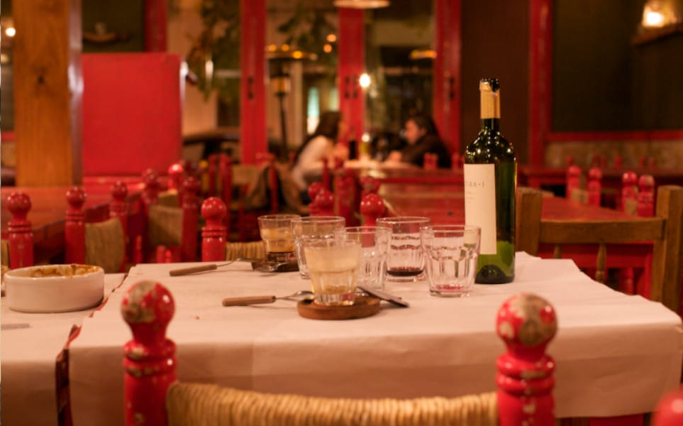 Voyage Tierre Latina Buenos Aires Restaurant Las Cabras