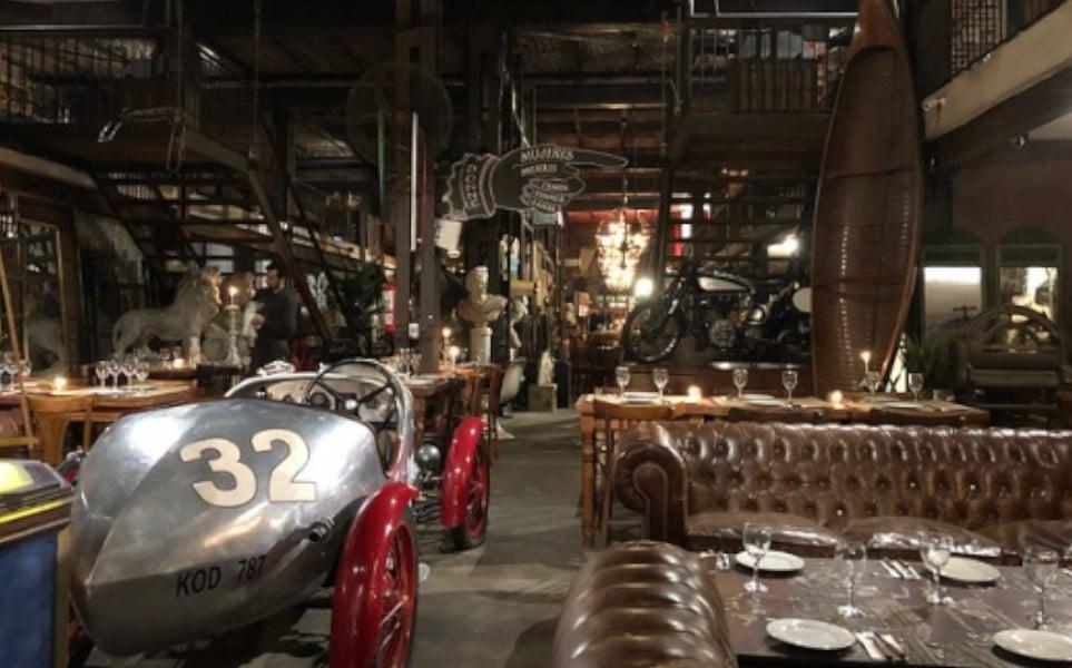 Voyage Tierre Latina Buenos Aires Restaurant Napoles