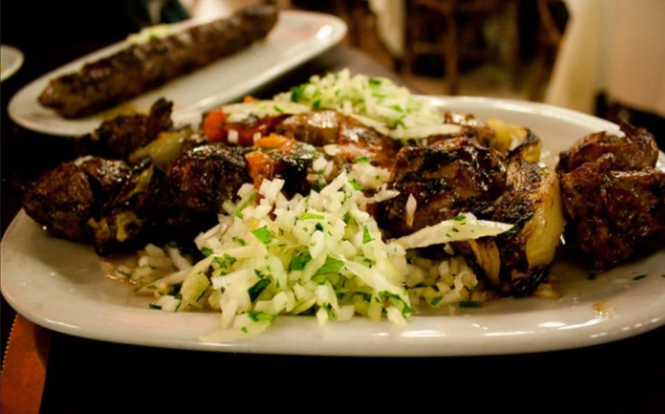 Voyage Tierre Latina Buenos Aires Restaurant Sarkis
