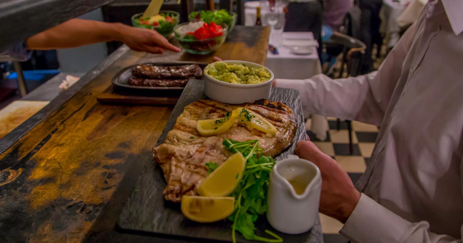 Voyage Tierre Latina Buenos Aires restaurant top