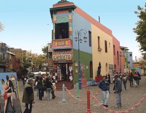 Tierra Latina Visite Guidée Buenos Aires El Caminito