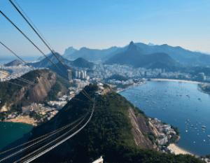 Tierra Latina Voyage Argentine Brésil Rio de Janeiro Pain de Sucre
