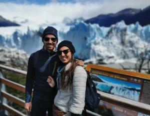 Tierra Latina Voyage Argentine El Calafate Perito Moreno
