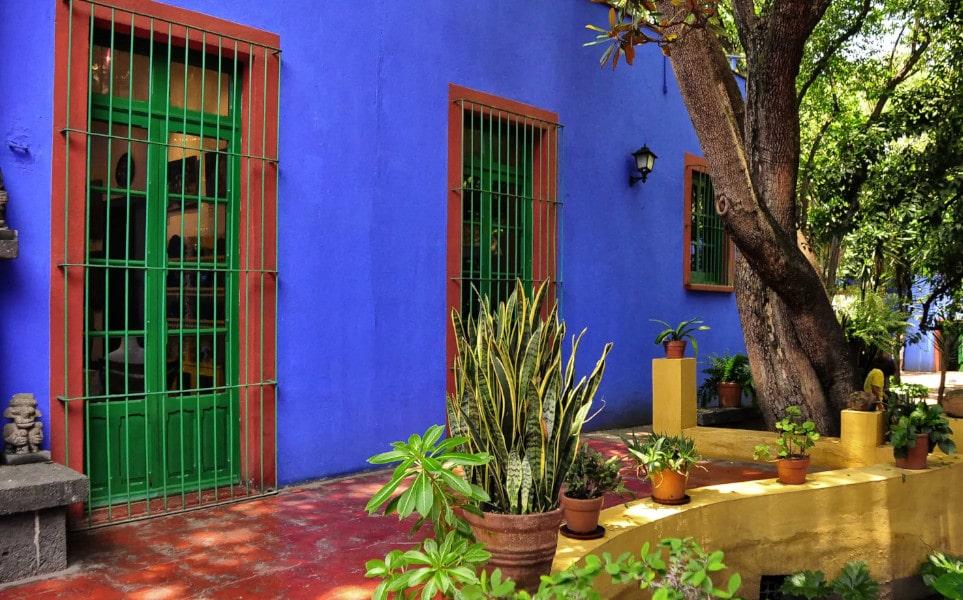 TierraLatina-Mexico-City-Casa-Azul-Frida-Kahlo