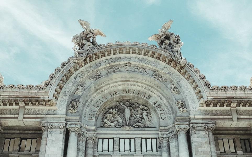 TierraLatina-Mexico-City-Palacio-Bellas-Artes-Façade