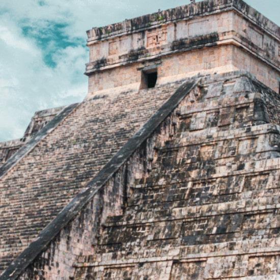 chichen itza ruie maya mexique voyage