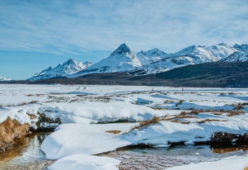 montagnes neige patagonie voyage argentine tierra latina