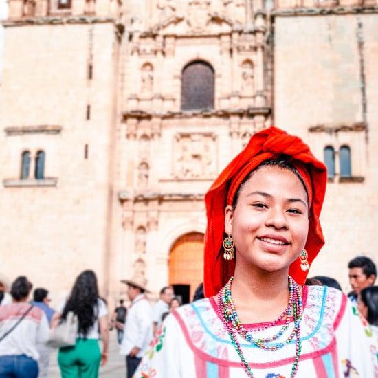 TierraLatina-Mexique-Oaxaca-Femme