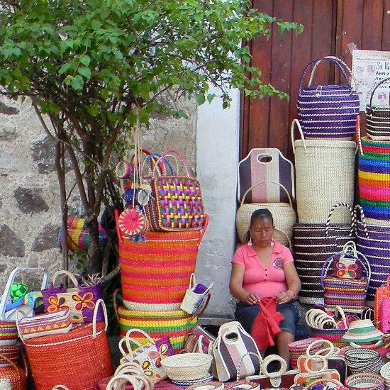 sejour-chez-l-habitant-yucatan-communauté-maya-tissage-sac