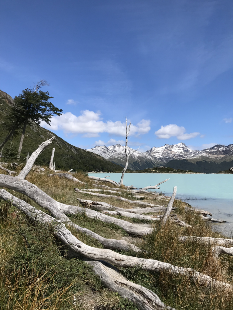 laguna-esmeralda-trek-ushuaia-argentine